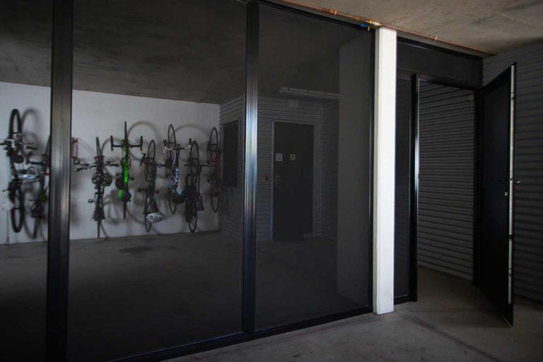 Garage & Storage areas (outside)