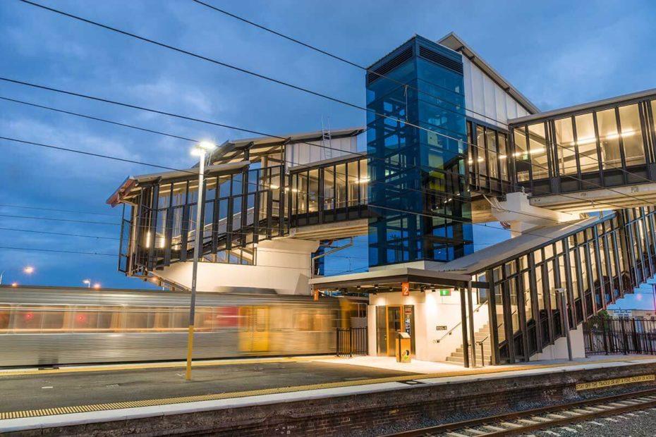Geebung Station Exterior
