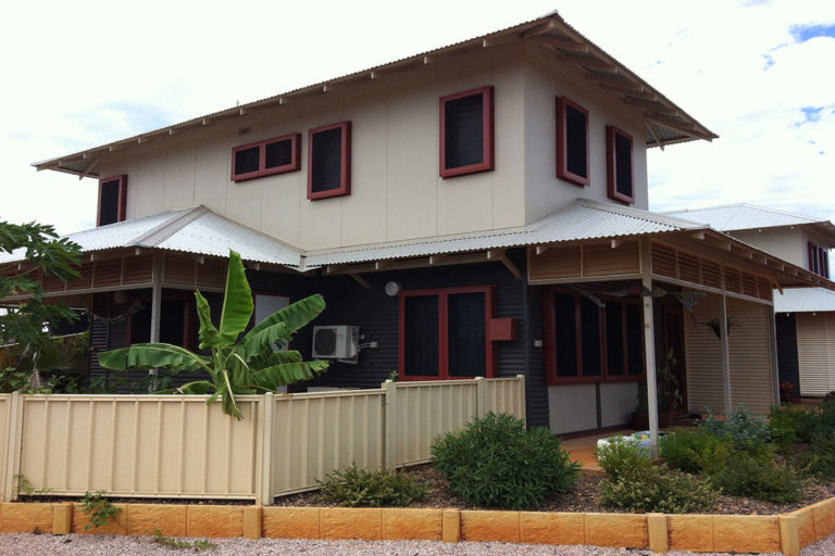 Cyclone Protection (house)