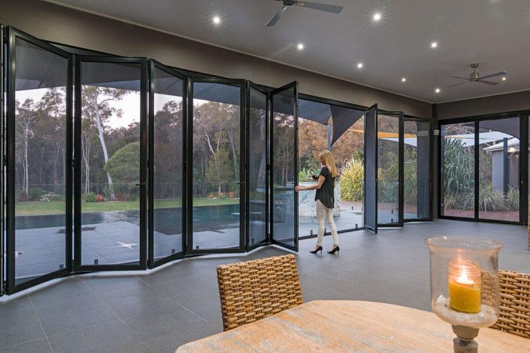 Outdoor (Bi-Fold Doors)