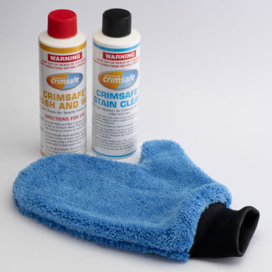Crimsafe Cleaning Kit