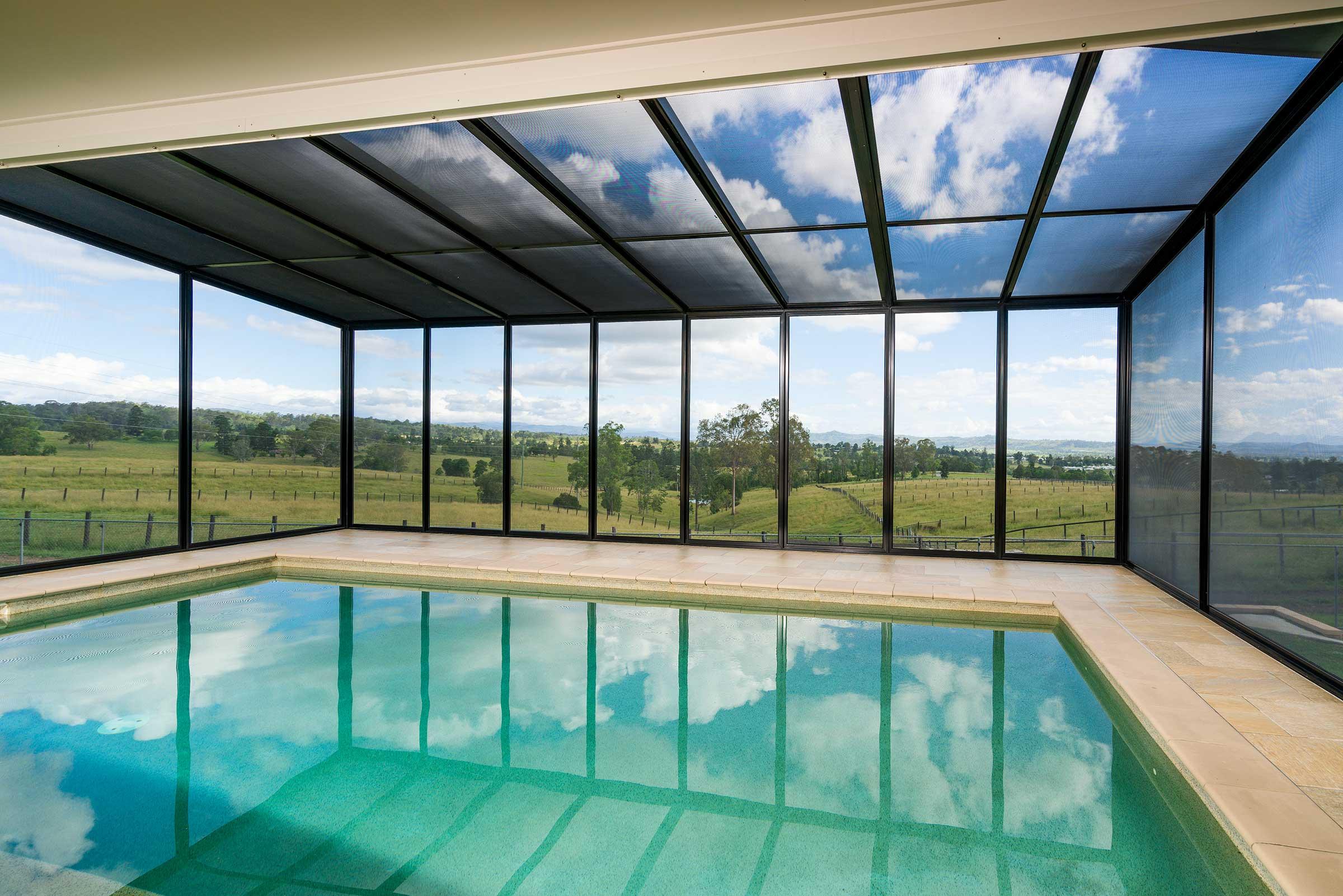Pool Outdoor Enclosure