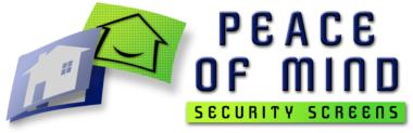 Peace of Mind Screen Logo