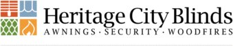 Heritage City Blinds Logo