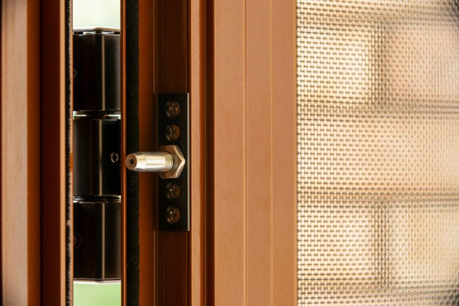 Crimsafe iQ Hinged Door