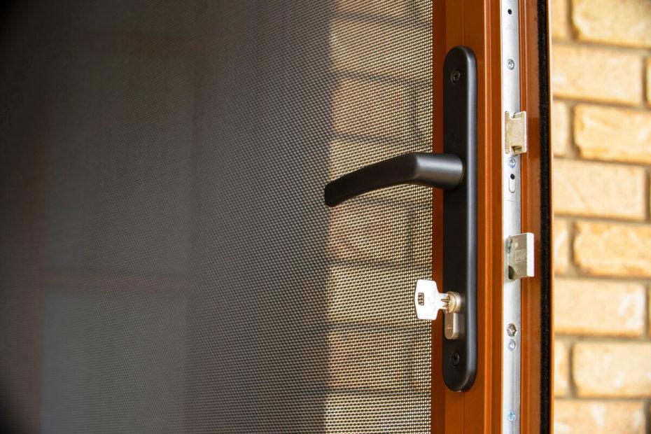 Crimsafe iQ Hinged Door Lock 1