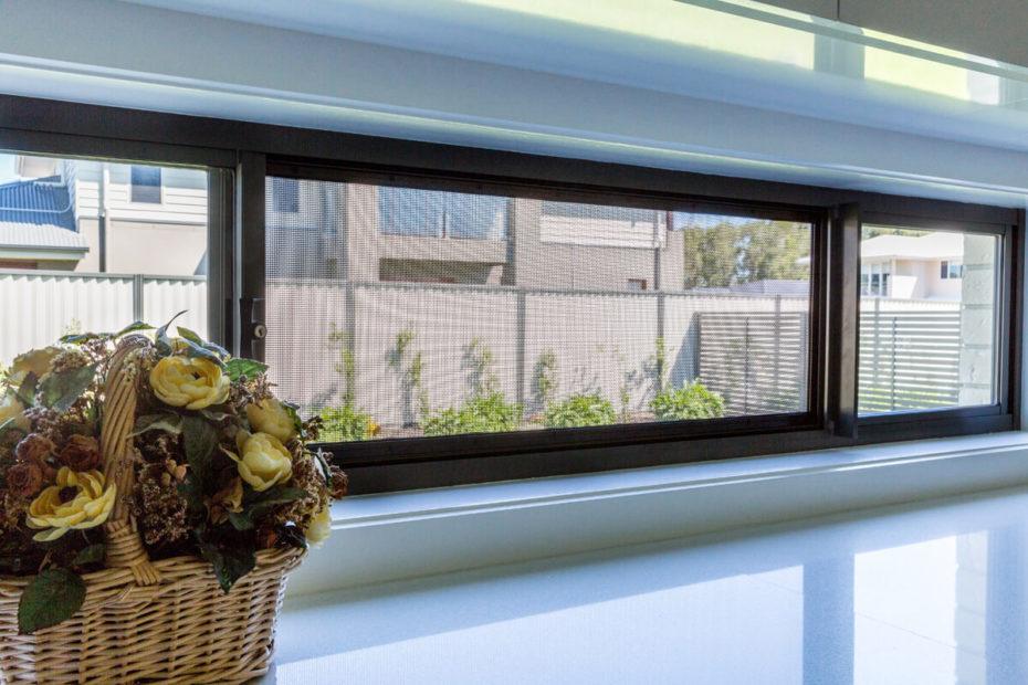 Crimsafe Fixed Window
