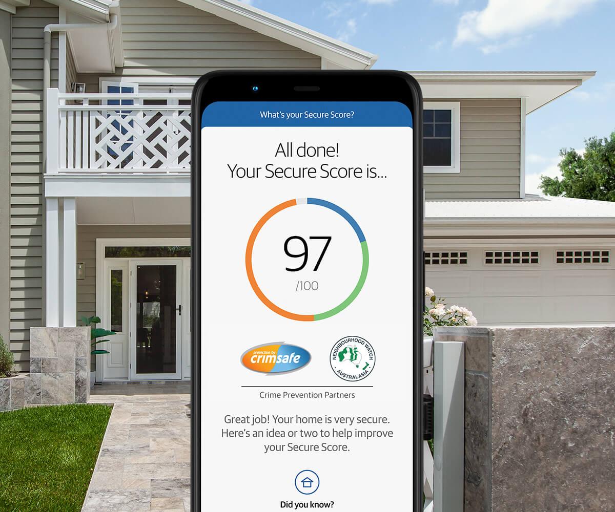 Secure Score Mobile