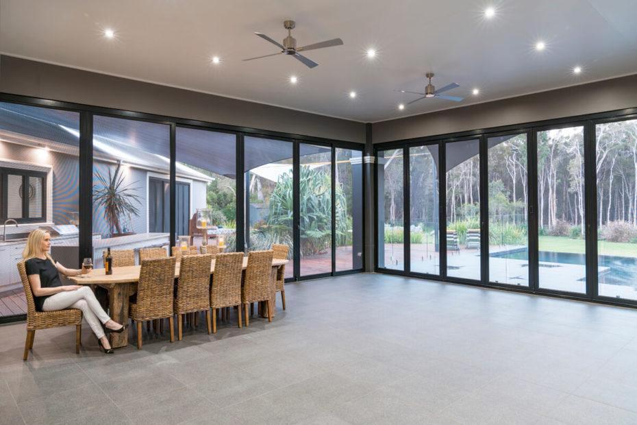 Ultimate Bi-Fold Patio Enclosure